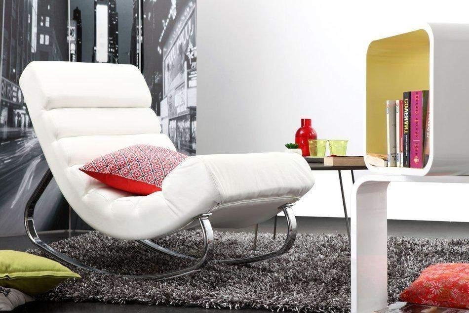 Сучасне крісло-гойдалка