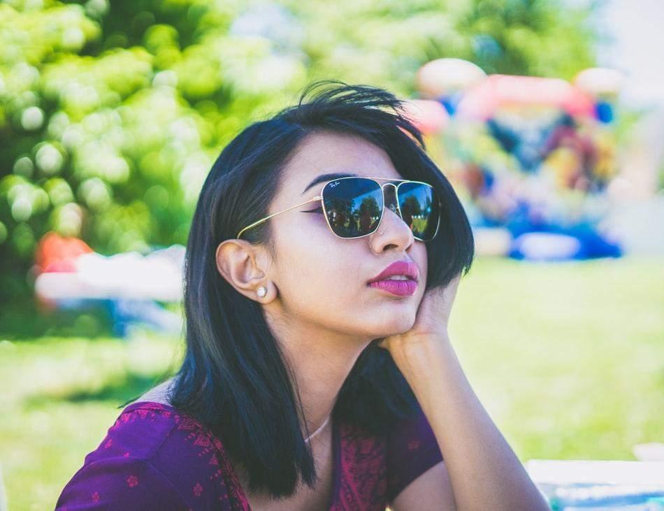 Як фарбувати губи влітку
