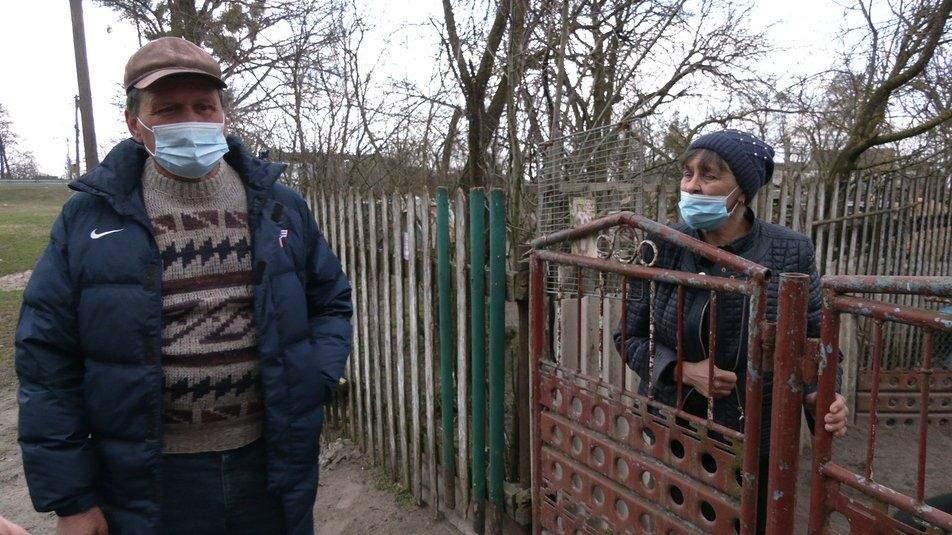 Світлана та Степан жаліють безпритульних тварин