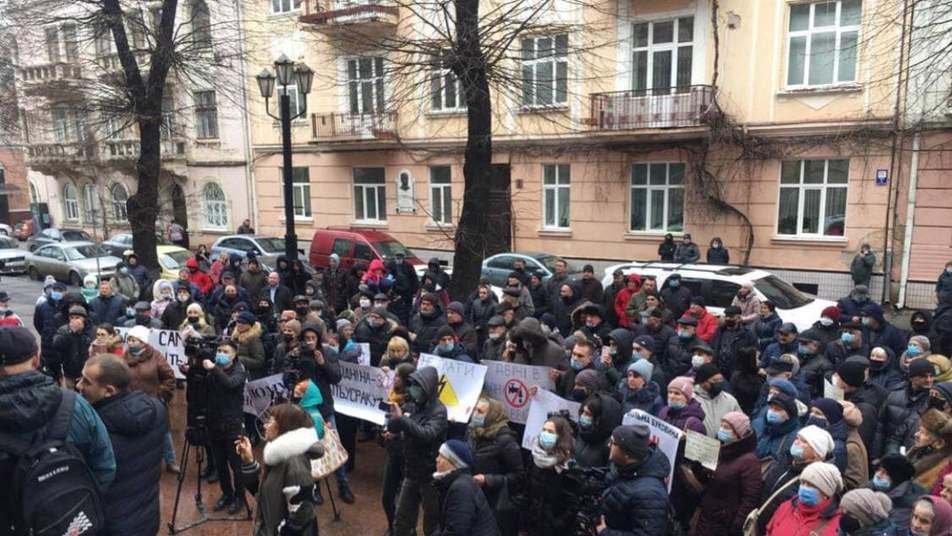 Тарифні протести, Чернівці, тарифи