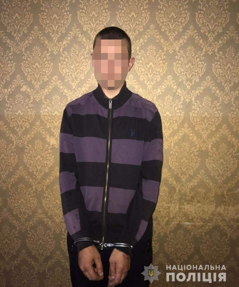 Затриманий Вбили бездомного насильство поліція кайданки наручники