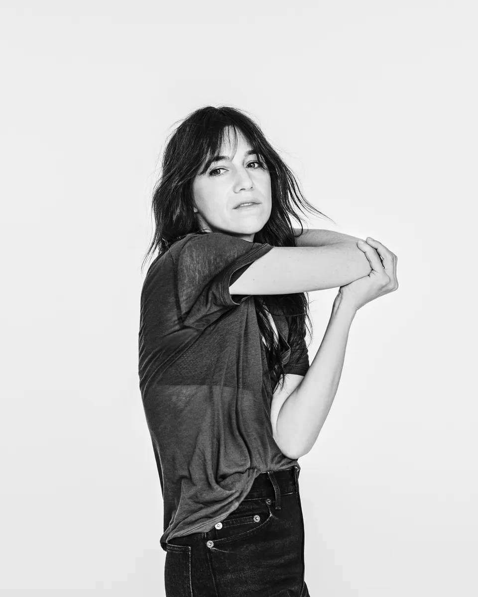 Шарлотта Генсбур створила вбрання для бренду Zara