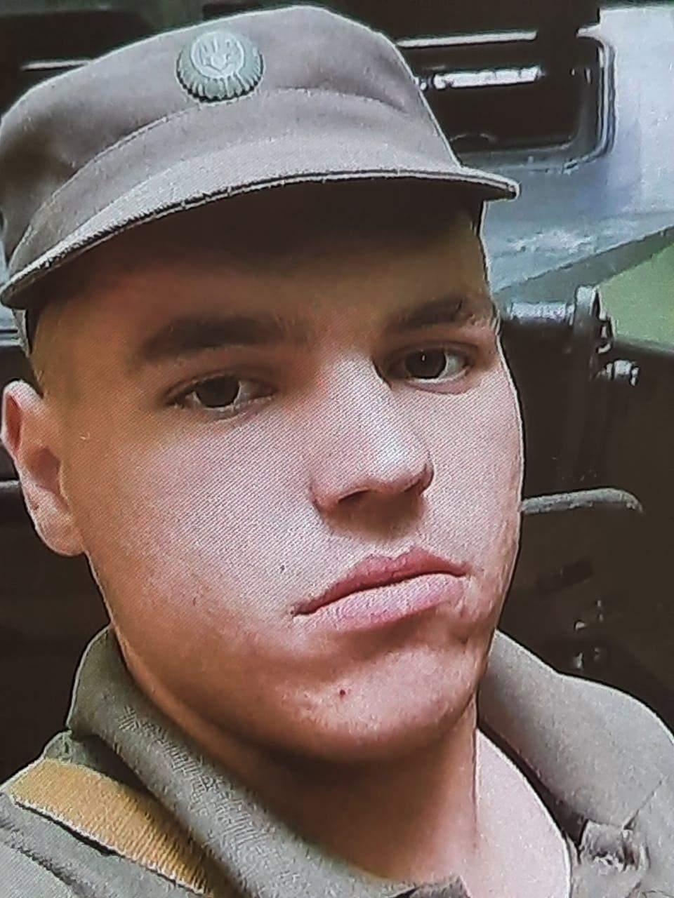 З військової частини Нацгвардії Львова зник солдат-контрактник: фото
