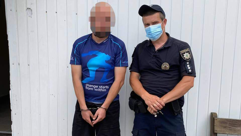 зґвалтування нападник поліція харків 15.06.21