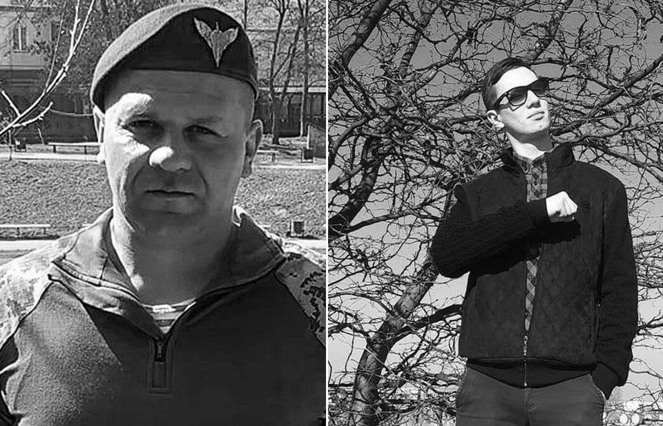 Александр Глушко и Владислав Лященко