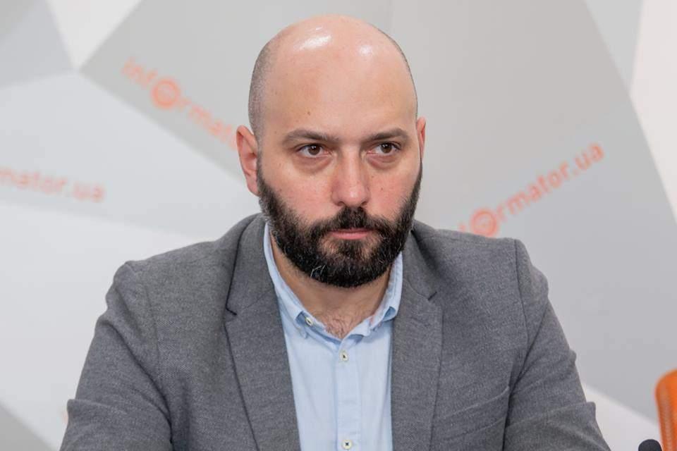 Артем Романюков кандидат в мери Дніпра