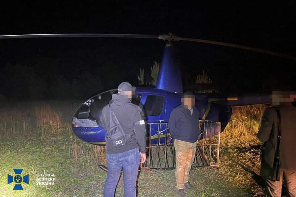 На Волині СБУ затримала групу контрабандистів