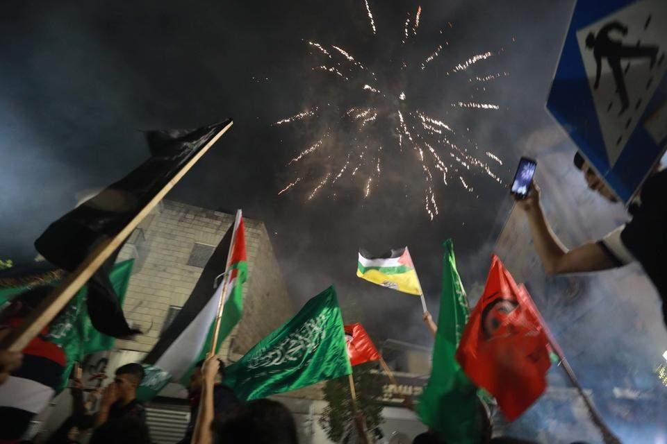 ізраїль палестина