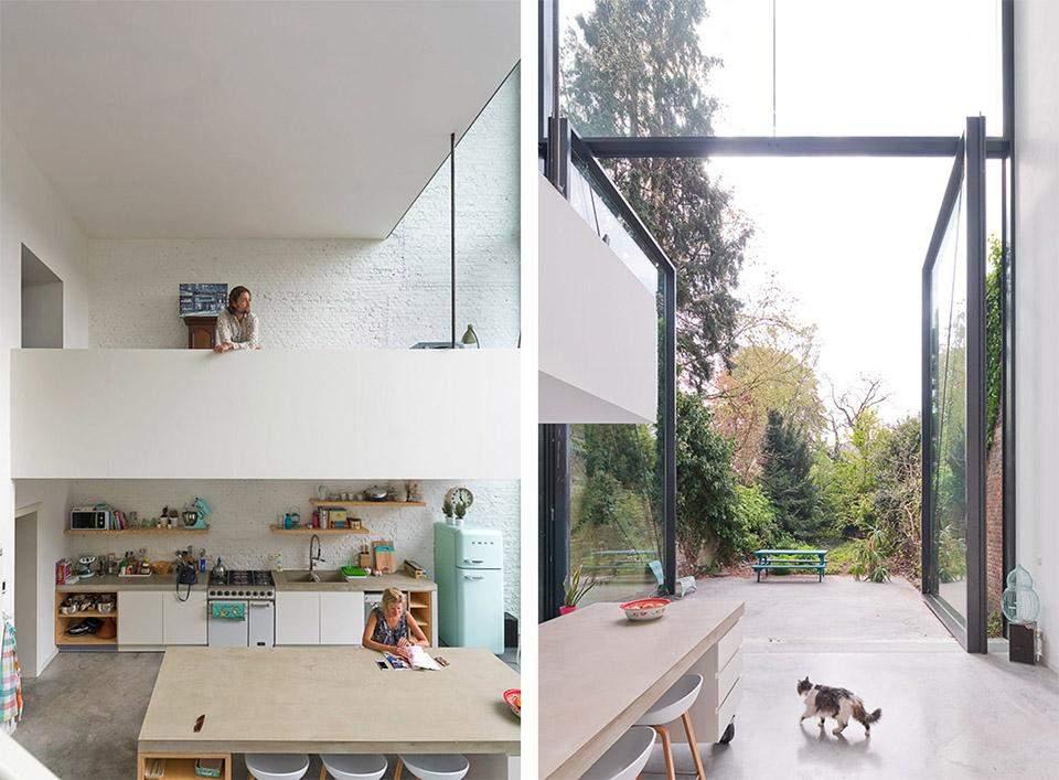 Неймовірні скляні двері / Фото Сoolist