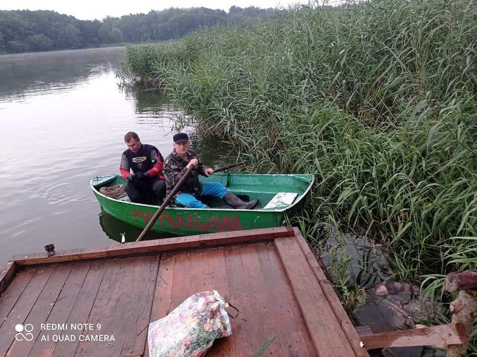 Впав з містка у воду: на Львівщині потонув п'яний рибалка – фото