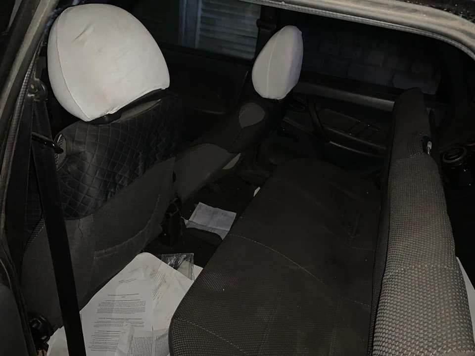 машину активістки спалили на Луганщині 13 жовтня