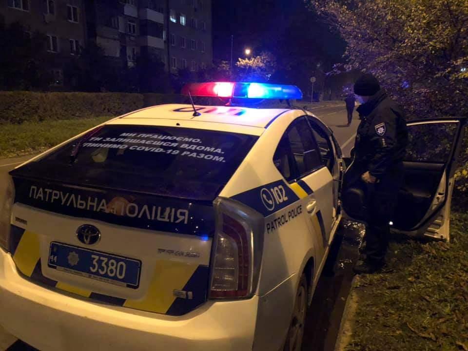 Поліція на місці стрілянини / Фото Нацполіції