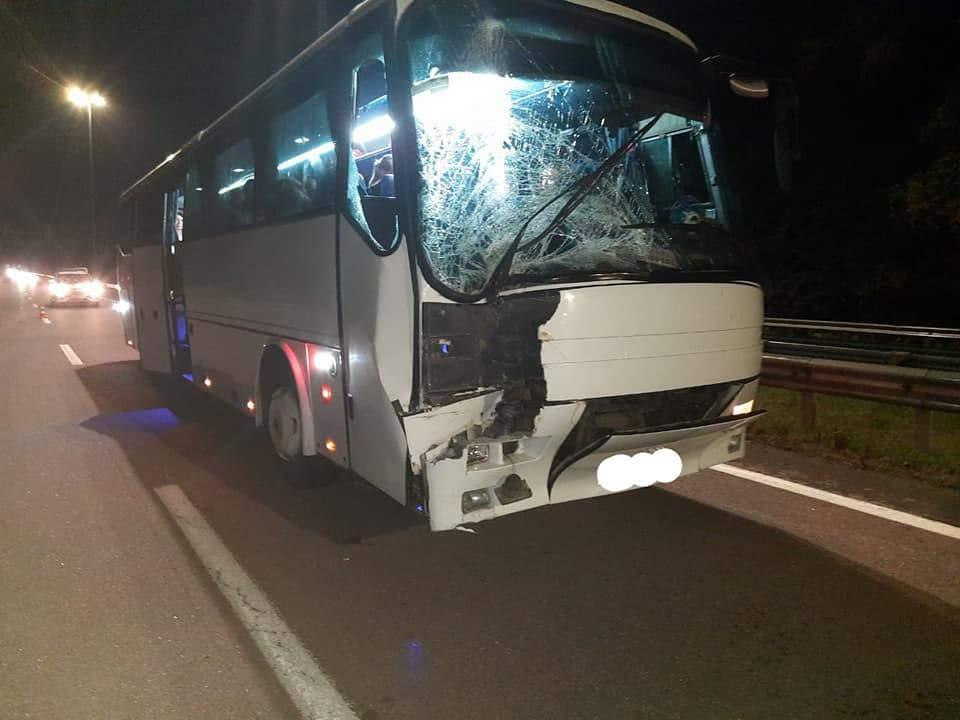 Перекинувся автобус Львів'яни на Рівненщині 28 липня 2021