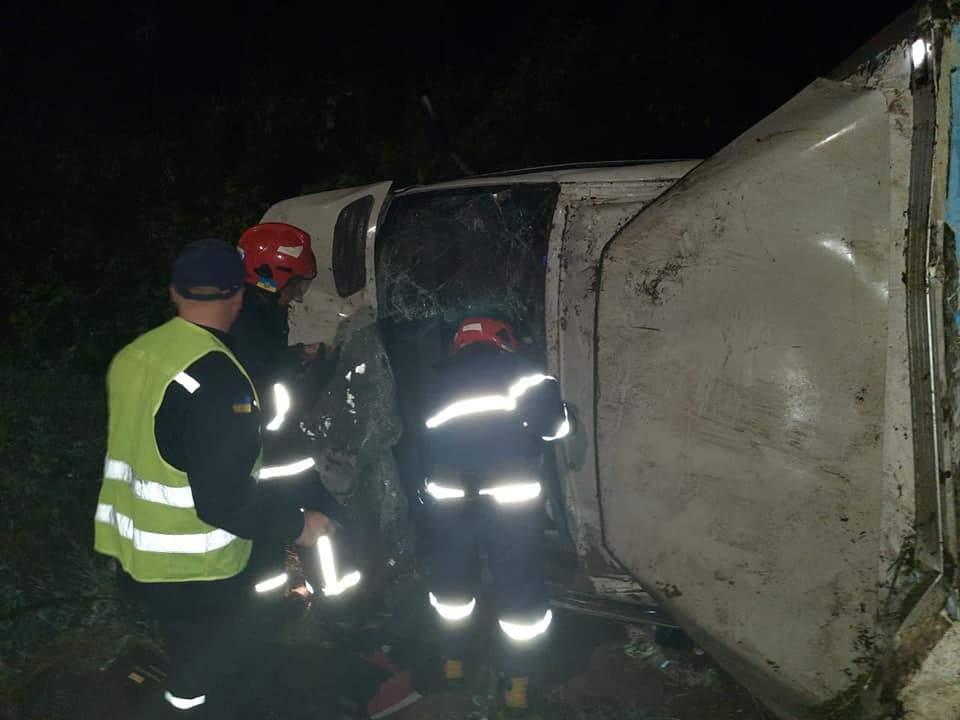 ДТП під Рівним Львів'яни Повертались із Києва 28 липня 2021