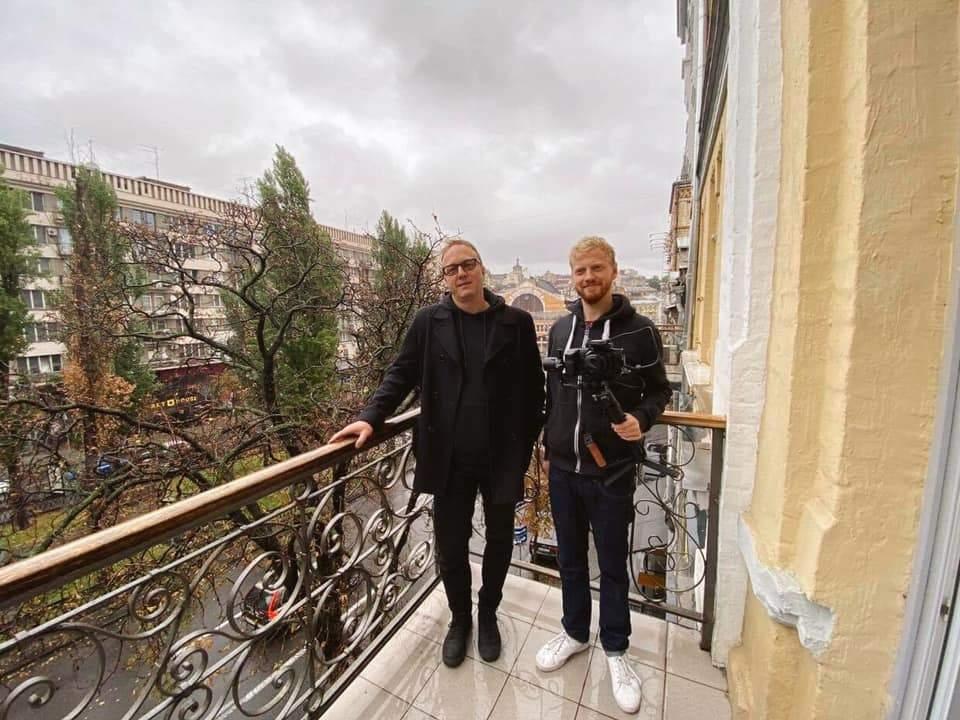Артур Генрі Бітс зніме кліп про Київ із Go-A, запрошена Катерина Павленко