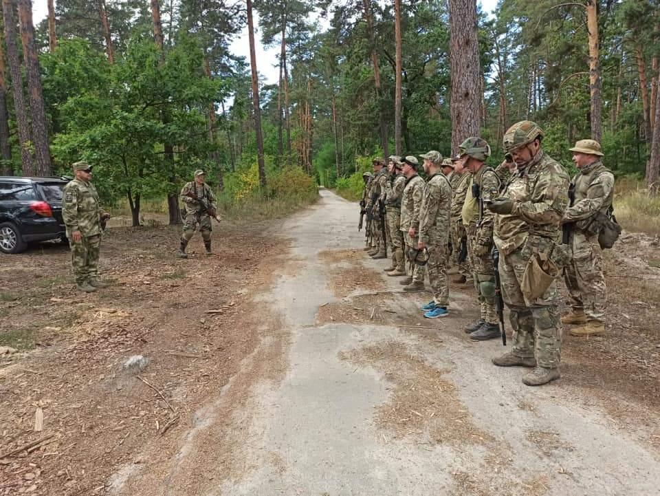 територіальна оборона батальйон