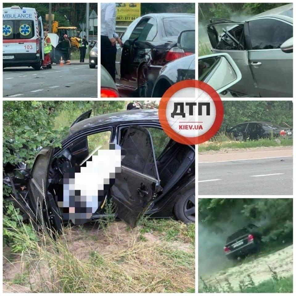У Києві знову сталася смертельна ДТП