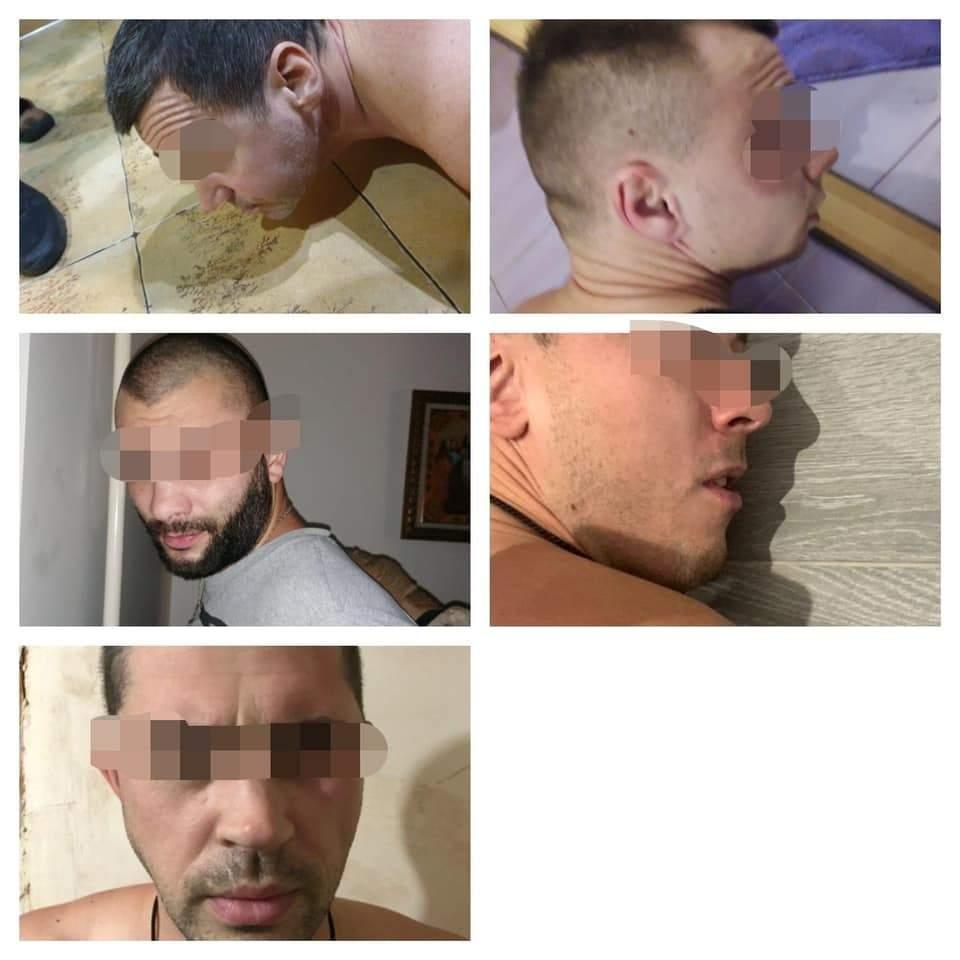 В Ірпені затримали банду, яка катувала людей / Фото Нацполіції
