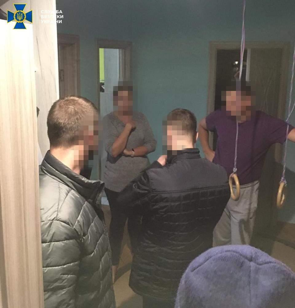 На Київщині друкували маніфест Брентона Тарранта