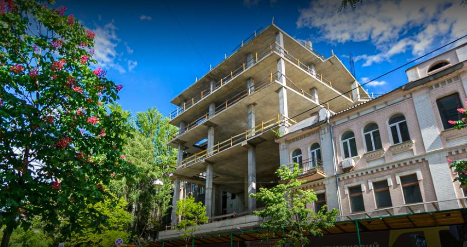 Скандальний ОАСК вилучив історичний будинок у Києві з переліку об'єктів культспадщини