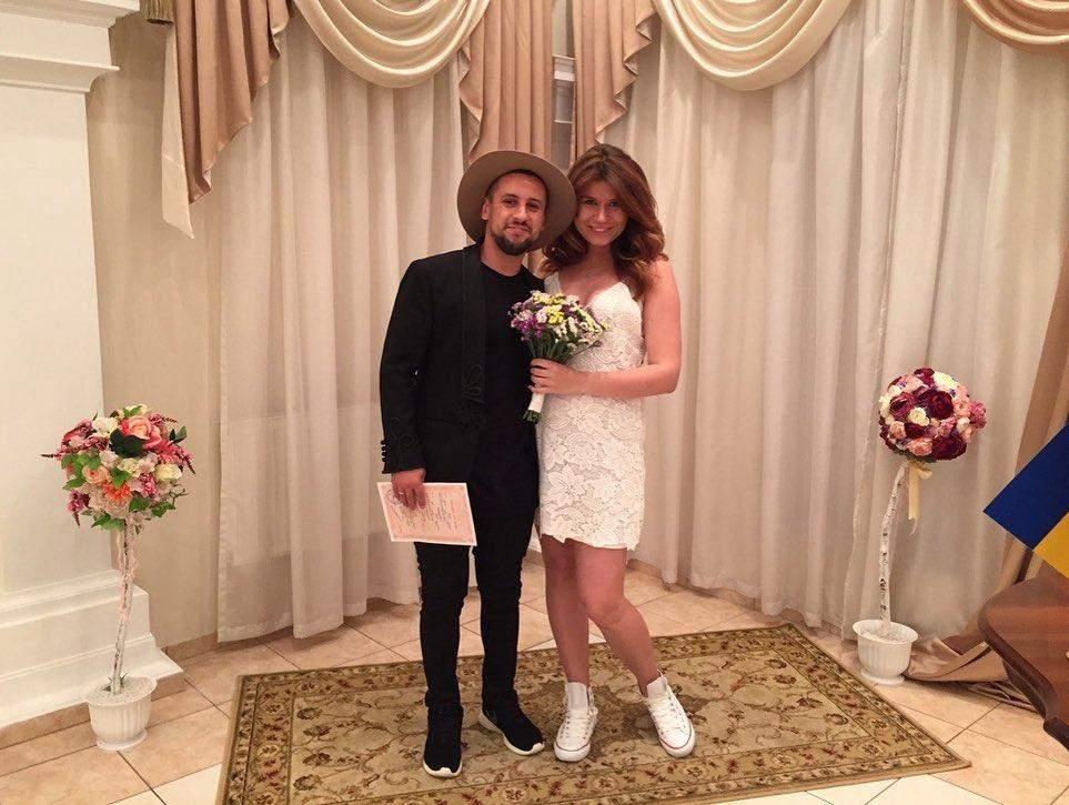Весілля Монаітка та Ірини Демічевої