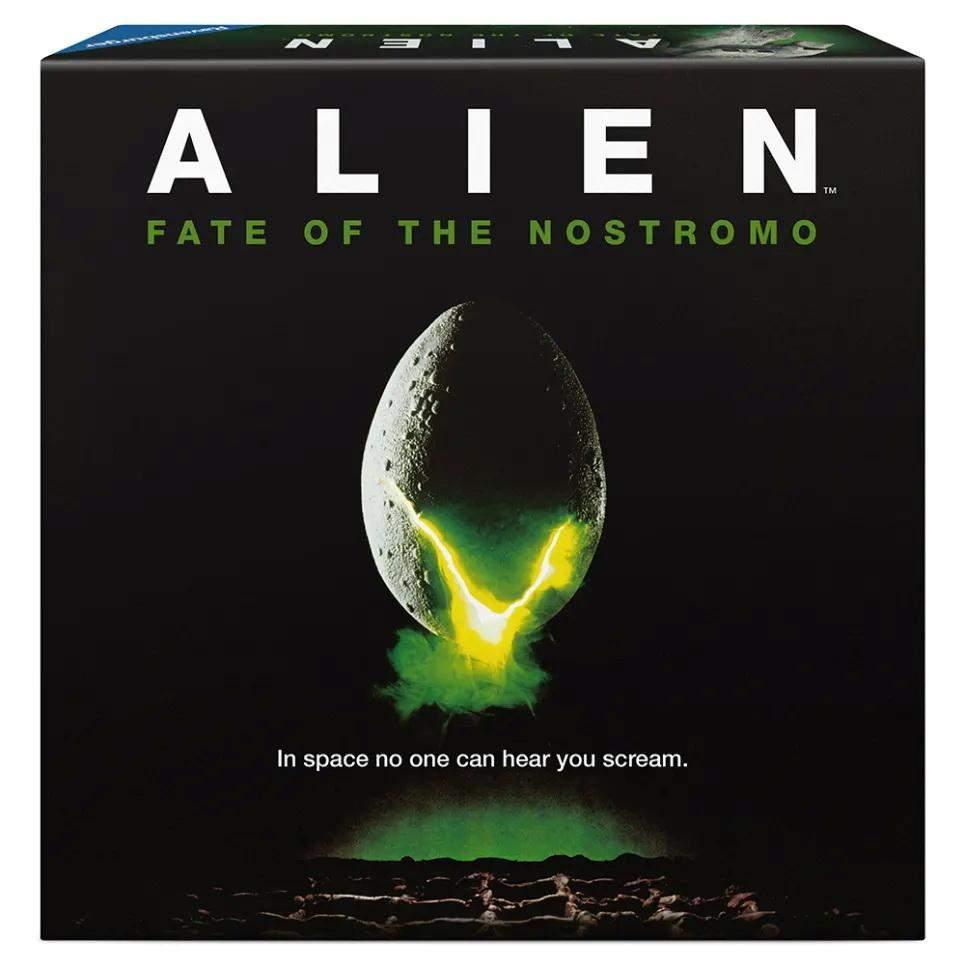 Нова настільна гра Alien за мотивами стрічки