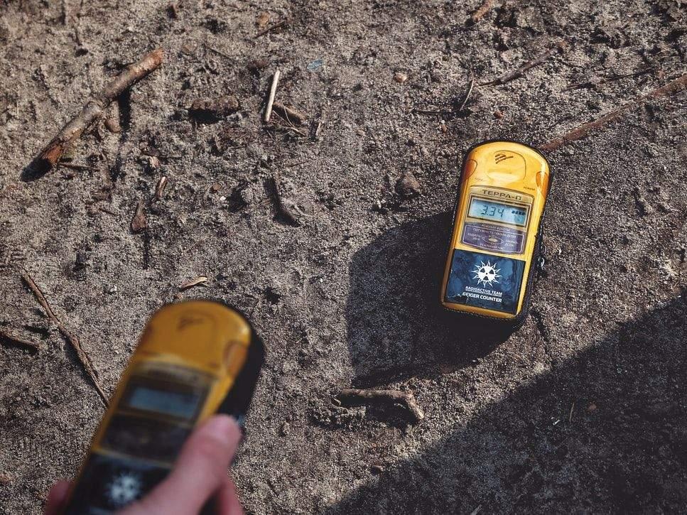 Одиниці виміру радіації