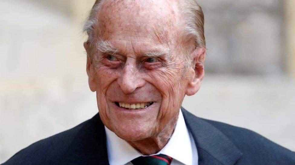 Помер принц Філіп біографія