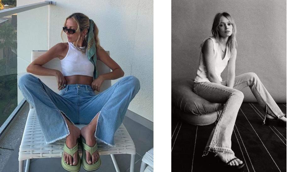 3 пари джинсів, які підходять всім / Elle