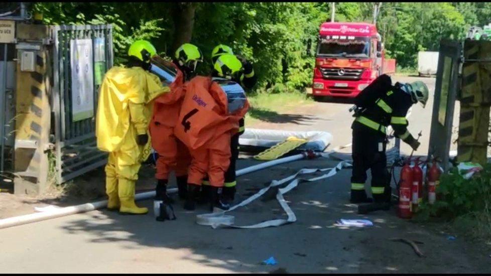 Аварія в Чехії