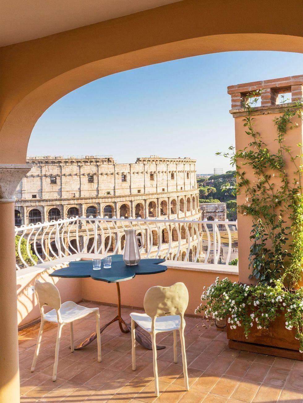 Тілесний фасад в Італії