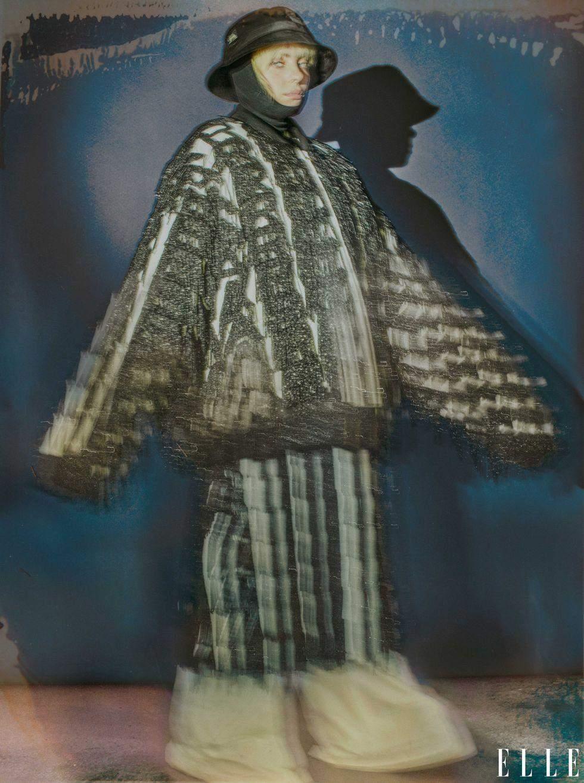 Біллі Айліш позує для глянцю Elle