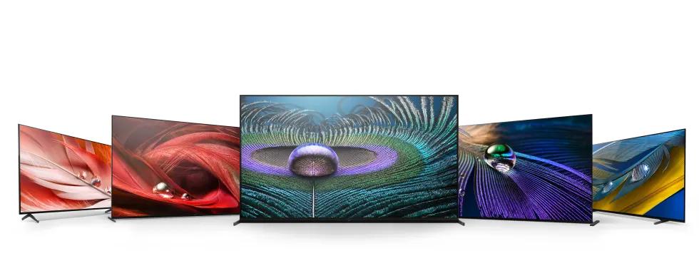 Телевізори Sony  Bravia XR