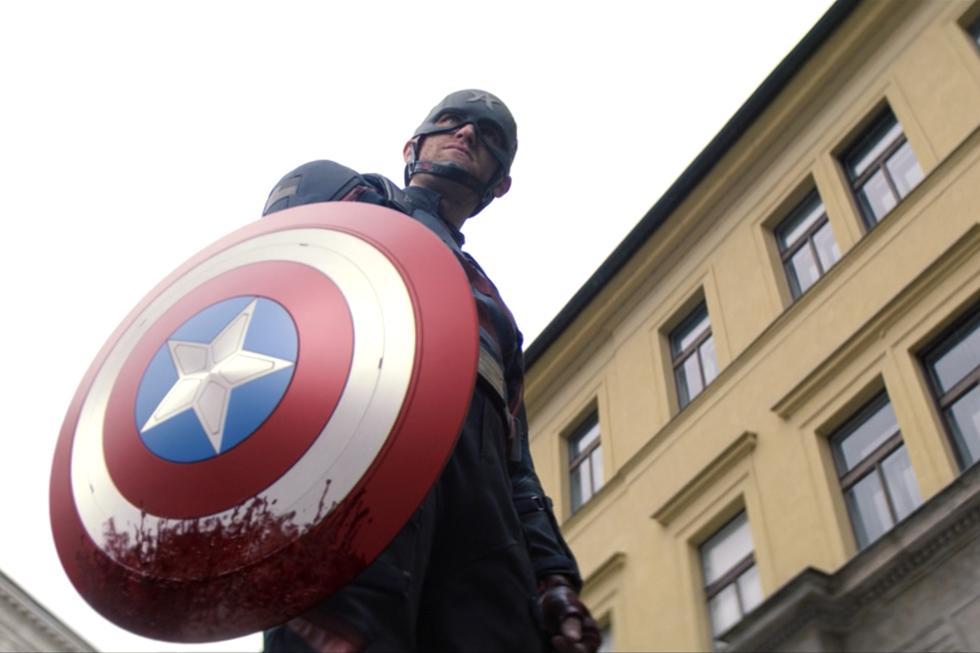 Капітан Америка у серіалі