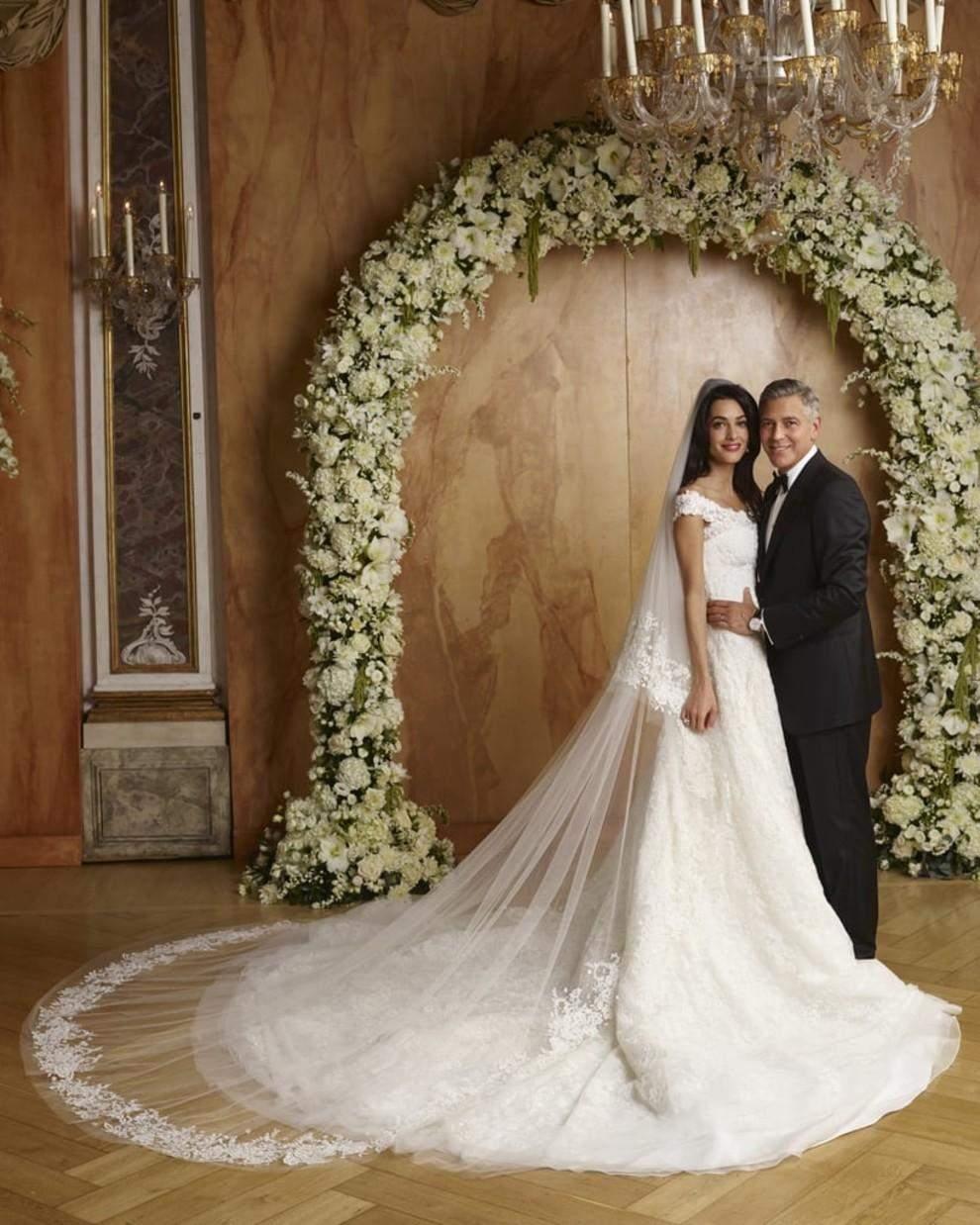 Весілля Амаль і Джорджа Клуні