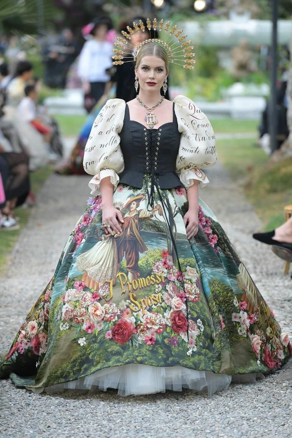 Леді Кітті Спенсер стала амбасадором Dolce & Gabbana