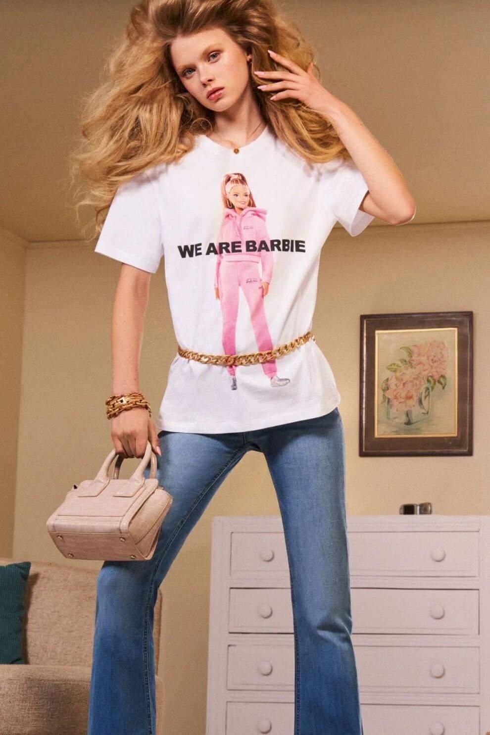 Колаборація Zara X Barbie