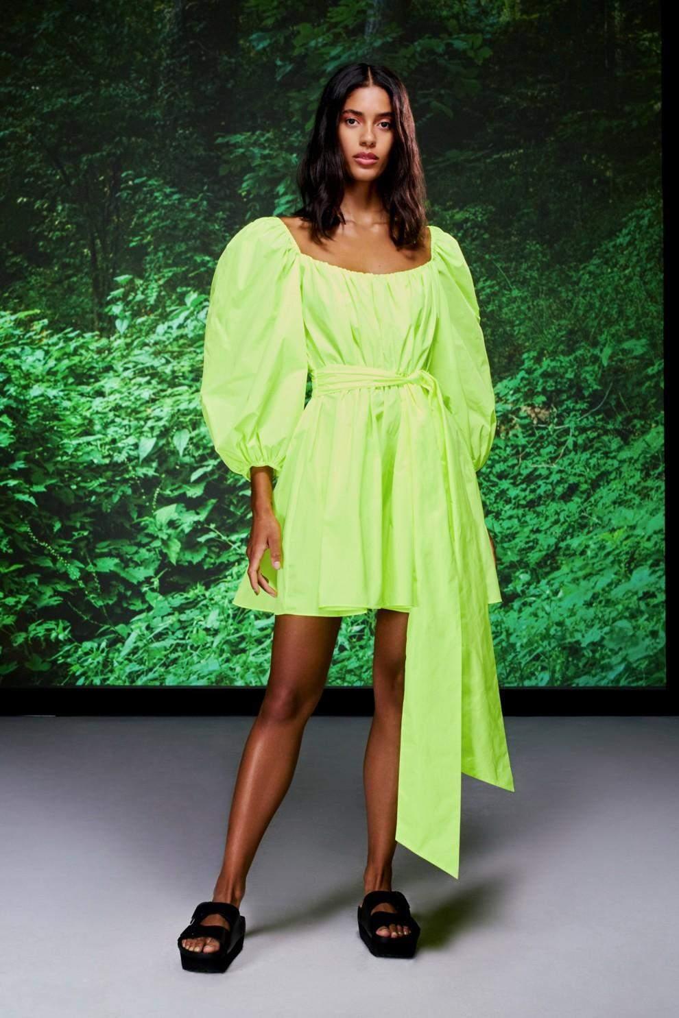 Модні бавовняні сукні цього літа
