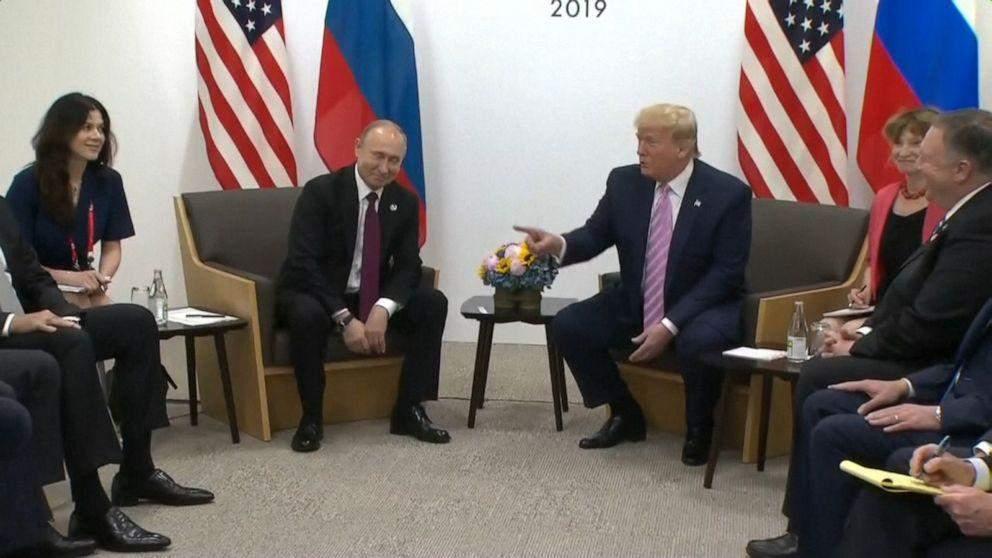 Перекладачка Путіна