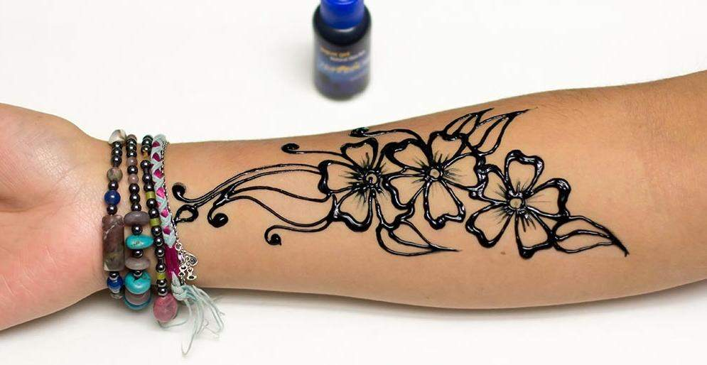 Татуювання з хни