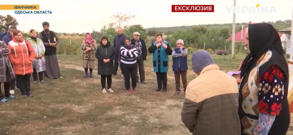 Виталик, Одесская, Иванчанка, поджег храм Московского патриархата