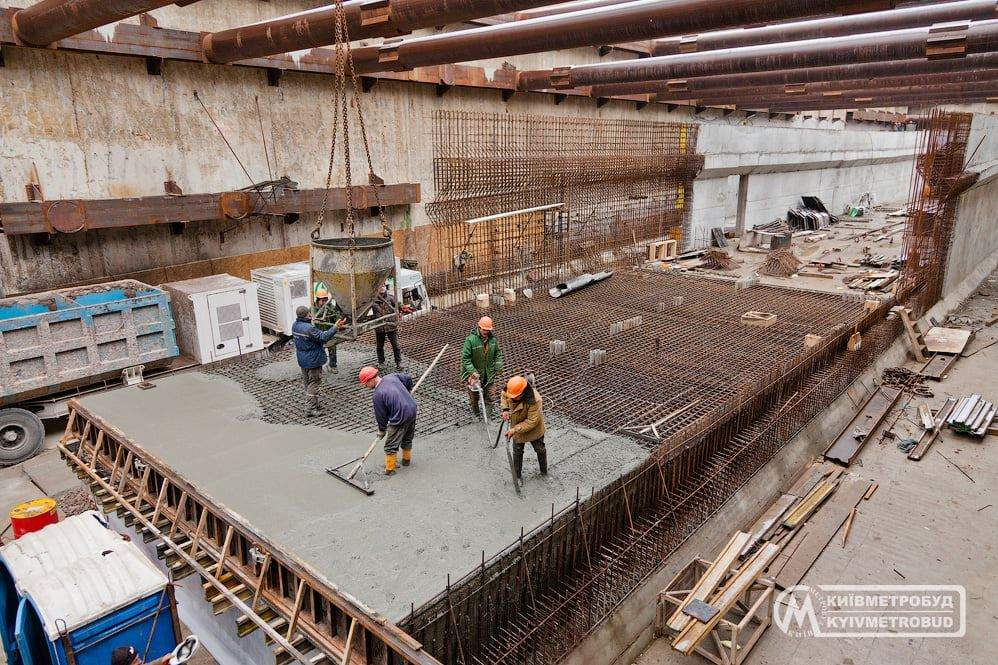 Будівництво метро у Києві