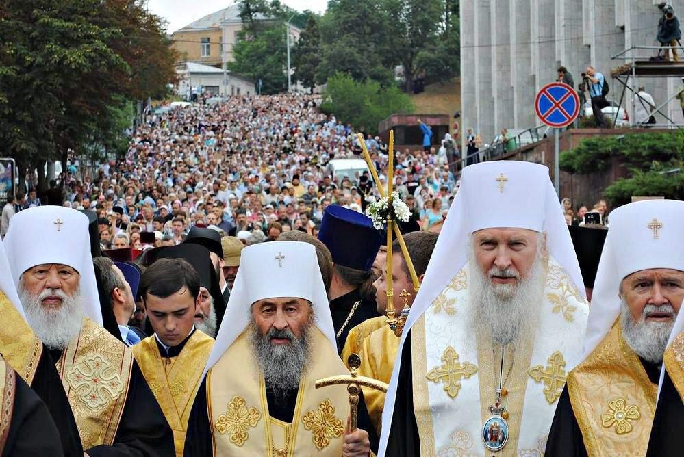 Хресна дорога Московського патріархату