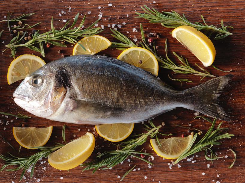 Анекдот чем питается рыба дорадо после